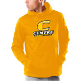 Under Armour Gold Armour Fleece Hoodie-Basketball