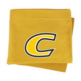 Gold Sweatshirt Blanket-C Primary Mark