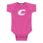 Fuchsia Infant Onesie-C Primary Mark
