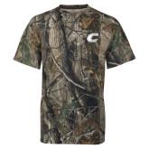 Realtree Camo T Shirt-C Primary Mark