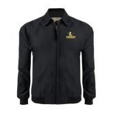 Black Players Jacket-Primary Logo