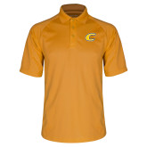 Gold Dri Mesh Pro Polo-C Primary Mark