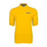Gold Easycare Pique Polo-Centre Colonels