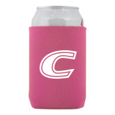 Neoprene Hot Pink Can Holder-C Primary Mark