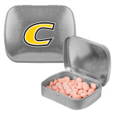 Silver Rectangular Peppermint Tin-C Primary Mark