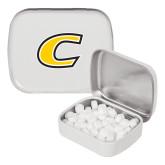 White Rectangular Peppermint Tin-C Primary Mark
