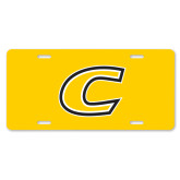 License Plate-C Primary Mark