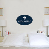 1 ft x 2 ft Fan WallSkinz-Cedarville University