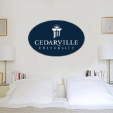 2 ft x 3 ft Fan WallSkinz-Cedarville University