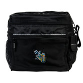 All Sport Black Cooler-CU with Yellow Jacket