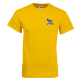 Gold T Shirt-Official Logo