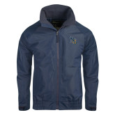 Navy Charger Jacket-CU with Yellow Jacket