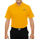 Under Armour Gold Performance Polo-Cedarville University