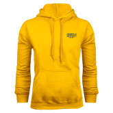 Gold Fleece Hoodie-Cedarville University EST. 1887