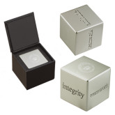 Icon Inspiration Cube-Cedarville University Seal Engrave