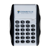 White Flip Cover Calculator-Cedarville University Flat