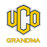 Small Decal-UCO Grandma, 6 inches tall