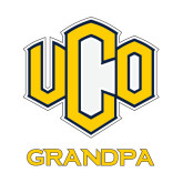 Small Decal-UCO Grandpa, 6 inches tall