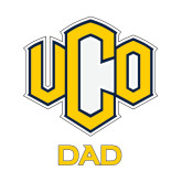 Dad Decal-UCO DAD, 6 inches tall