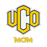 Mom Decal-UCO MOM, 6 inches tall
