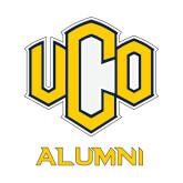 Alumni Decal-UCO Alumni, 6 inches tall