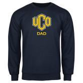 Navy Fleece Crew-UCO DAD