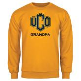 Gold Fleece Crew-UCO Grandpa