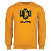 Gold Fleece Crew-UCO Alumni