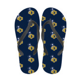 Full Color Flip Flops-UCO with Mascot