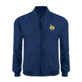 Navy Players Jacket-UCO with Mascot
