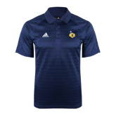 Adidas Climalite Navy Jaquard Select Polo-UCO with Mascot