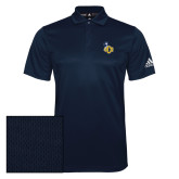 Adidas Climalite Navy Grind Polo-UCO with Mascot