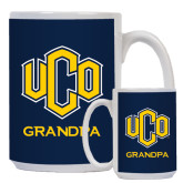 Full Color White Mug 15oz-UCO Grandpa