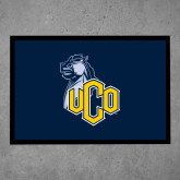 Full Color Indoor Floor Mat-UCO with Mascot