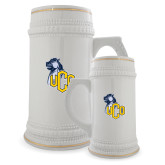 Full Color Decorative Ceramic Mug 22oz-UCO with Mascot