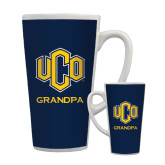 Full Color Latte Mug 17oz-UCO Grandpa