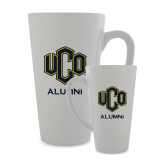 Full Color Latte Mug 17oz-UCO Alumni