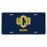 License Plate-UCO MOM