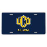 License Plate-UCO Alumni