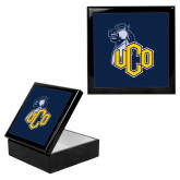 Ebony Black Accessory Box With 6 x 6 Tile-UCO with Mascot