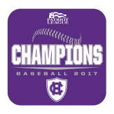 Medium Decal-2017 Patriot League Mens Champions Baseball