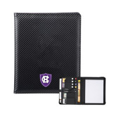 Carbon Fiber Tech Padfolio-HC Shield