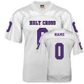 Replica White Adult Football Jersey-Basketball-Football Jerseys