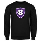 Black Fleece Crew-HC Shield