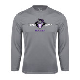 Syntrel Performance Steel Longsleeve Shirt-Hockey