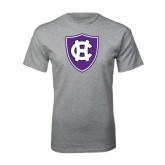 Grey T Shirt-HC Shield
