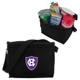 Six Pack Black Cooler-HC Shield
