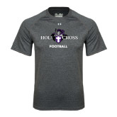 Under Armour Carbon Heather Tech Tee-Football