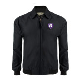 Black Players Jacket-HC Shield