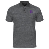 Under Armour Graphite Performance Polo-Interlocking HC